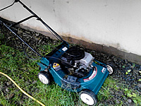 Used Lawnmower Purchased for Thirty Dollars